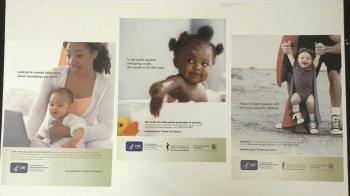 Pediatrician Doctors Office Small Posters